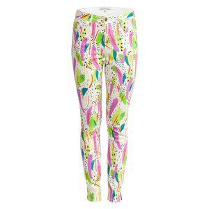 Gorman Fruit Salad Print Designer Pants Size 30